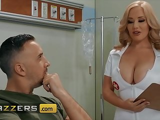 Doctors Adventure - (Savannah Bond, Keiran Lee) - Nurses Touch - Brazzers
