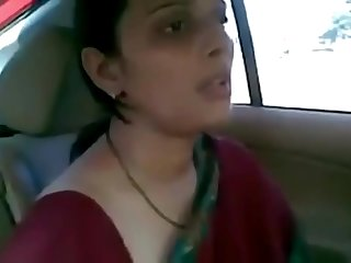 INDIAN HOUSEWIFE HARDCORE FUCKING IN CAR BY EX BOYFRIEND