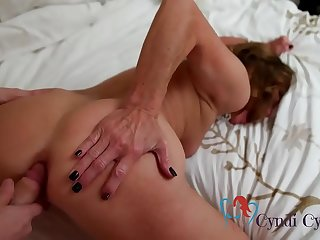 fuck mommys ass before you go #anal #mommy #Big-Cock #anal-creampie