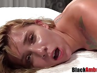 Nubile Chanel Grey stretched by 1st BBC before cumshot