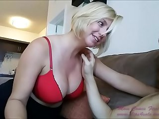 Milf Makes a Sex Tape pt.2 - Mom Comes First