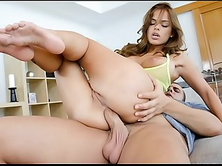CULIONEROS - Black Angelika Gets Her Tight Italian Pussy Worked