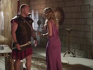 kristanna loken sexy in the legend of awesomest maximus
