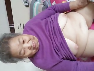 disrespecting granny iii asian edition!